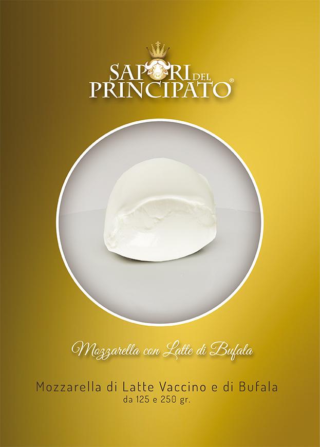 Mozzarella Mista - Portfolio