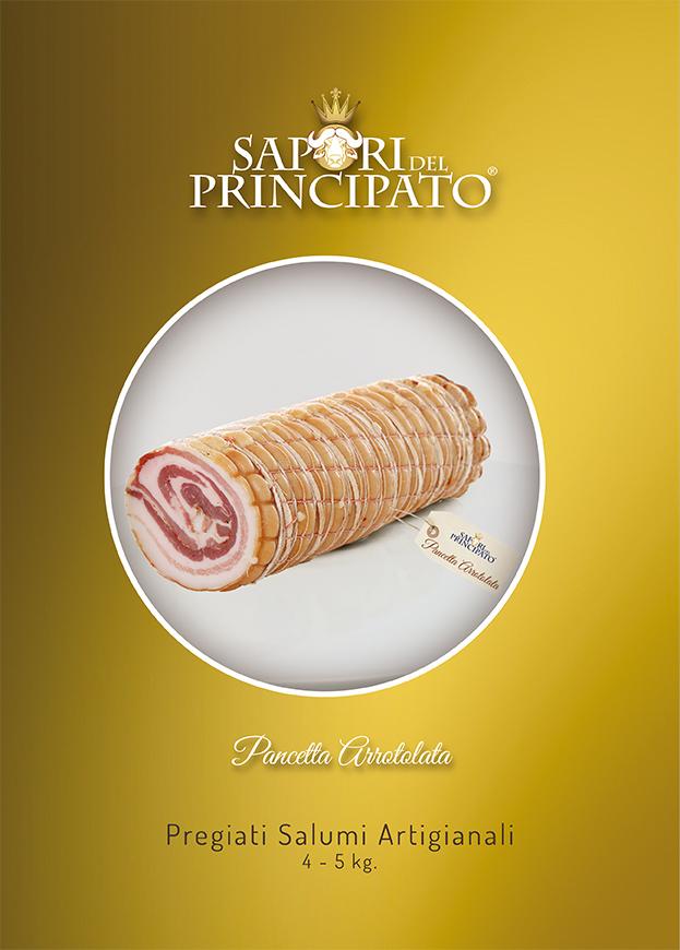 Pancetta Arrotolata - Portfolio