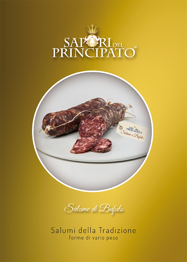 Salame di Bufalo - Portfolio